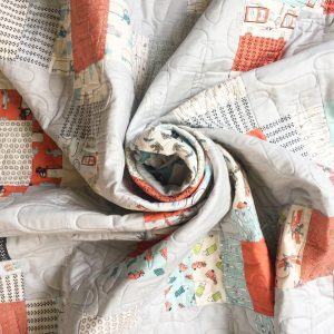 Plane Meand-air Quilting